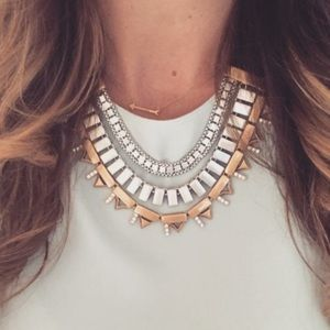 Stella & Dot Jewelry - Stella and dot Natalie necklace